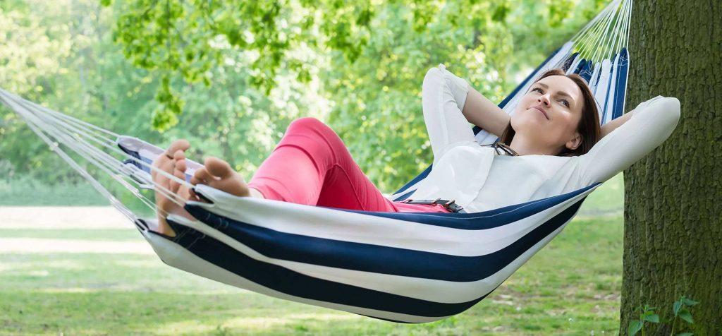 พักผ่อน