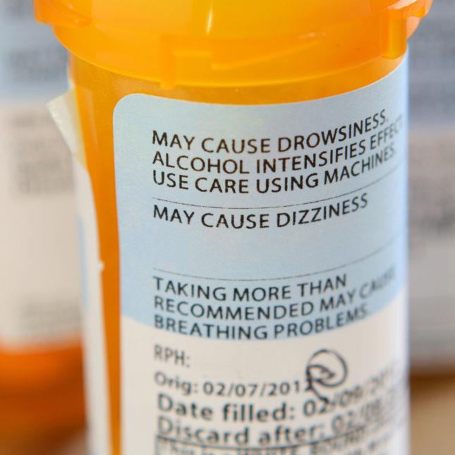 """วิธีการใช้ยาอย่าง """"ปลอดภัย"""" เพื่อไม่ให้เกิดอัตรายต่อร่างกาย 3"""