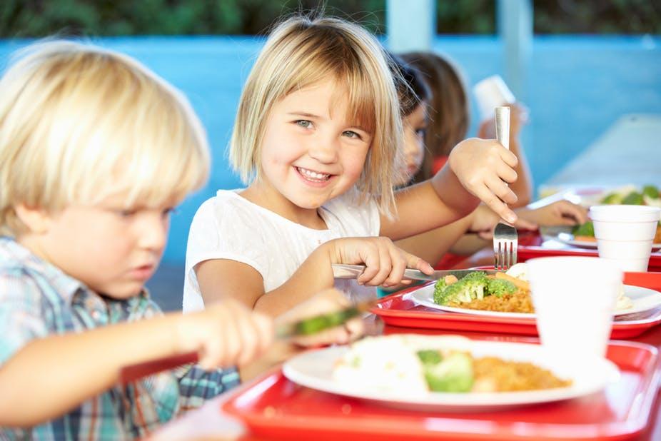 การสร้างพัฒนาการของเด็ก ด้วยอาหารกลางวันที่มีคุณภาพ 1