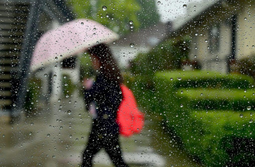 โรคติดต่อ ที่มาพร้อมกับฝน