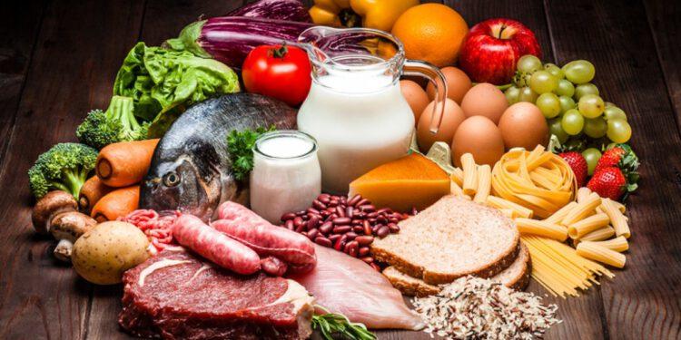 อาหาร 5 หมู่ ดูแลสุขภาพ เพื่อภูมิคุ้มกันที่ดี