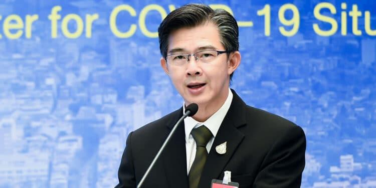 แถลงสถานการณ์ผู้ติดเชื้อไวรัสโคโรนา 2019 ประจำวันที่ 2 เมษายน ชะลอการเดินทางเข้าไทย ตั้งแต่วันนี้-15 เมษายน