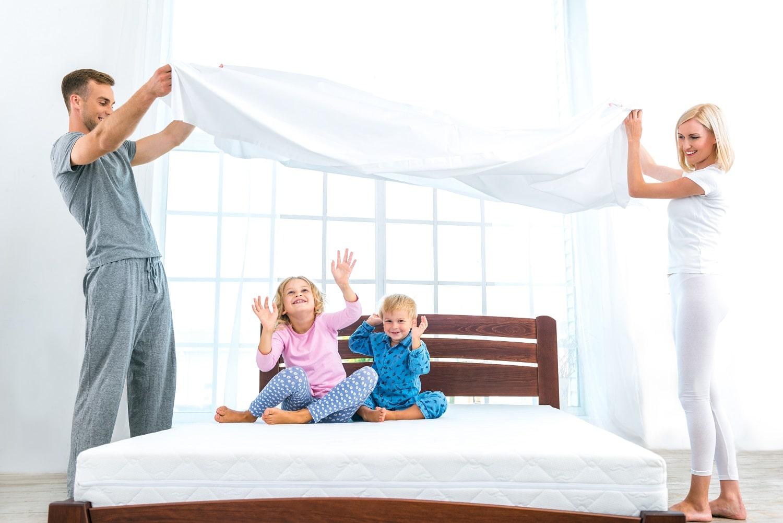 เราควรซักผ้าปูที่นอนบ่อยแค่ไหนกันนะ?